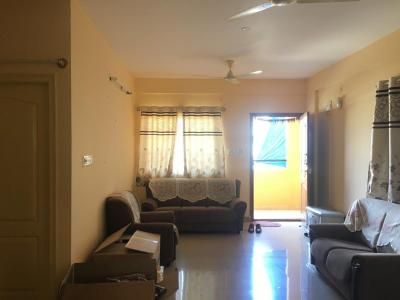 Gallery Cover Image of 1100 Sq.ft 2 BHK Apartment for rent in Hebbal Kempapura for 15000
