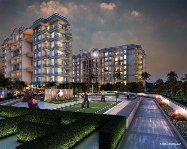 Gallery Cover Image of 600 Sq.ft 1 BHK Apartment for buy in Taloja for 2800000