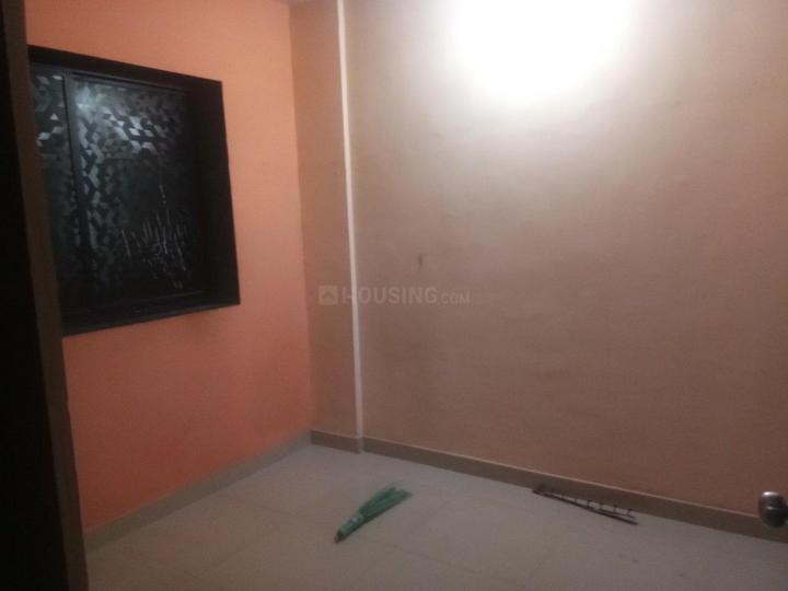 Bedroom Image of 650 Sq.ft 1 BHK Apartment for rent in Airoli for 15500