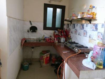 लाजपत नगर में मंजु के किचन की तस्वीर