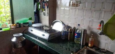 Kitchen Image of Girl' House in Chembur