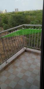 Balcony Image of Umesh Girls PG in Palam Vihar