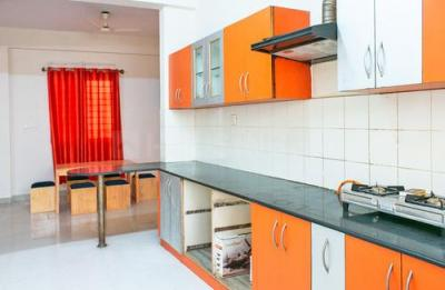 Kitchen Image of Visnu Residency Appartments B106 in Whitefield