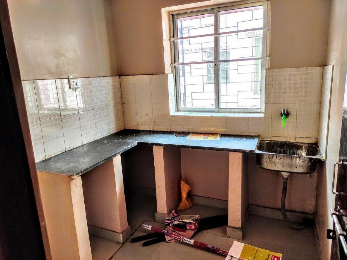 Kitchen Image of 1059 Sq.ft 3 BHK Apartment for rent in Paschim Putiary for 13000