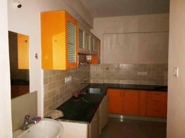 Kitchen Image of 1200 Sq.ft 2 BHK Apartment for rent in Mahadevapura for 31500