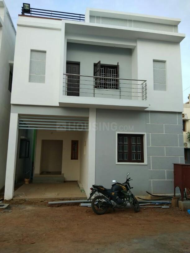 Building Image of 600 Sq.ft 2 BHK Independent Floor for buy in Kattankulathur for 2300000