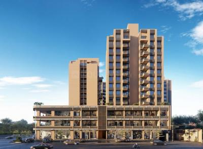 Gallery Cover Image of 1170 Sq.ft 2 BHK Apartment for buy in Rajshree Elanza, New Ranip for 4290000