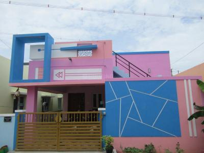Gallery Cover Image of 1100 Sq.ft 2 BHK Independent House for buy in Thudiyalur for 3900000