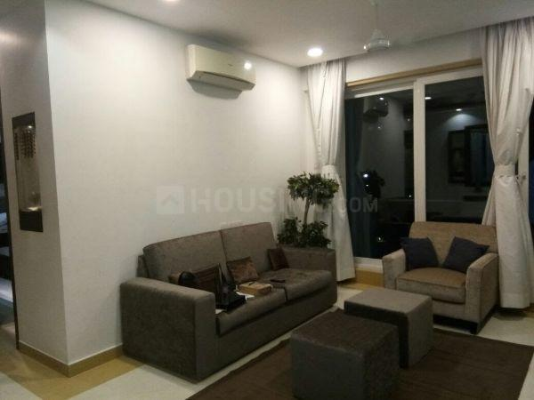 Living Room Image of 1800 Sq.ft 3 BHK Apartment for rent in Prabhadevi for 280000