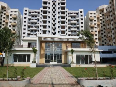 Gallery Cover Image of 656 Sq.ft 1 BHK Apartment for rent in Kondhwa for 11000
