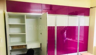 Gallery Cover Image of 821 Sq.ft 1 BHK Apartment for rent in Thirunagar for 12000