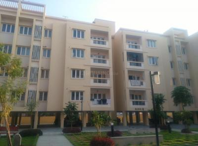 Gallery Cover Image of 580 Sq.ft 1 BHK Apartment for buy in Bhaggyam Pragathi, Karapakkam for 3132000