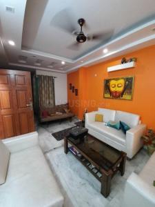 Gallery Cover Image of 1500 Sq.ft 1 BHK Independent Floor for rent in RWA Lajpat Nagar Block E, Lajpat Nagar for 35000