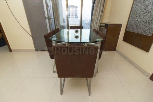 Living Room Image of 2500 Sq.ft 4 BHK Apartment for rent in Bandra East for 200000