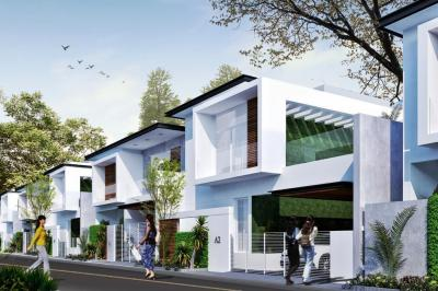 Gallery Cover Image of 1500 Sq.ft 3 BHK Independent House for buy in Avanttiiva Abundancea, Neelambur for 6651800