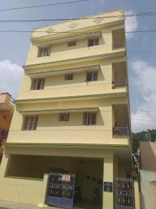 Gallery Cover Image of 500 Sq.ft 1 BHK Apartment for rent in Vidyaranyapura for 6500