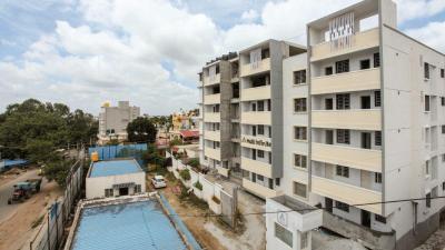 Gallery Cover Image of 600 Sq.ft 1 BHK Apartment for buy in Multi Infinite, Vidyaranyapura for 2900000