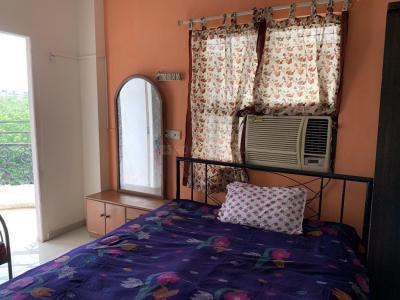 Bedroom Image of Kwality PG in Bodakdev