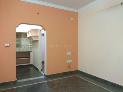 Gallery Cover Image of 800 Sq.ft 2 BHK Independent Floor for rent in Vibhutipura for 15500