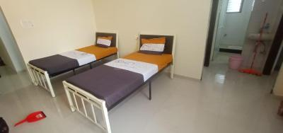 Bedroom Image of No Broker Oxotel PG in Bhandup West