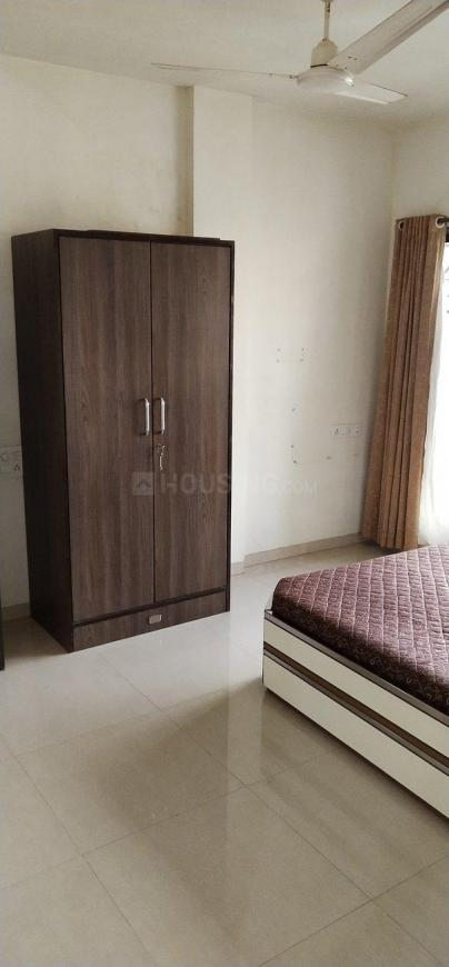 Bedroom Image of 1300 Sq.ft 3 BHK Apartment for rent in Goregaon West for 60000