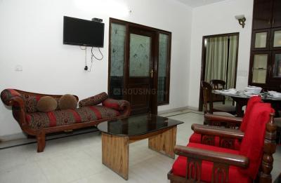 Living Room Image of PG 4642954 Sushant Lok I in Sushant Lok I