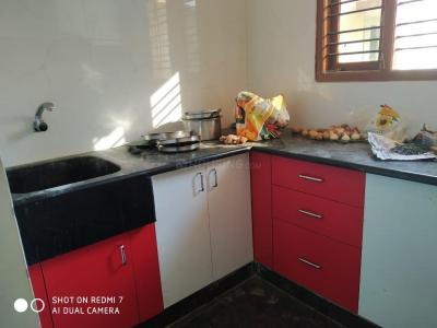 Gallery Cover Image of 1200 Sq.ft 2 BHK Independent House for rent in Vishveshwaraya Nagar for 18000