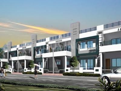 Gallery Cover Image of 840 Sq.ft 2 BHK Villa for buy in Ritu 11 Mile Garden Royal Apartment, Ratanpur for 3600000