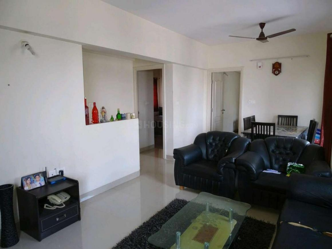 Living Room Image of 1030 Sq.ft 2 BHK Apartment for rent in Kudlu Gate for 23000