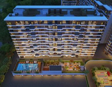 Gallery Cover Image of 1399 Sq.ft 3 BHK Apartment for buy in Thergaon for 9400000