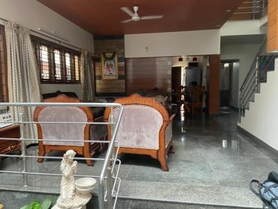 Gallery Cover Image of 4200 Sq.ft 4 BHK Independent House for rent in Sahakara Nagar for 65000