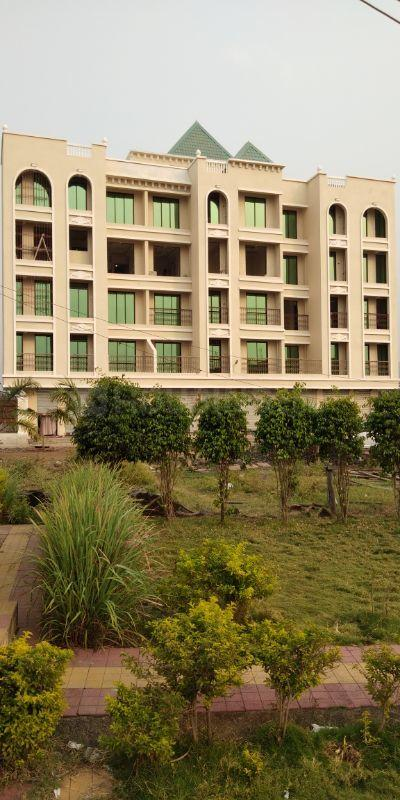 Building Image of 595 Sq.ft 1 BHK Apartment for rent in Karjat for 5000