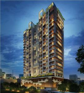 Brochure Image of 1200 Sq.ft 3 BHK Apartment for buy in Princecare Zinnia, Mahim for 53000000