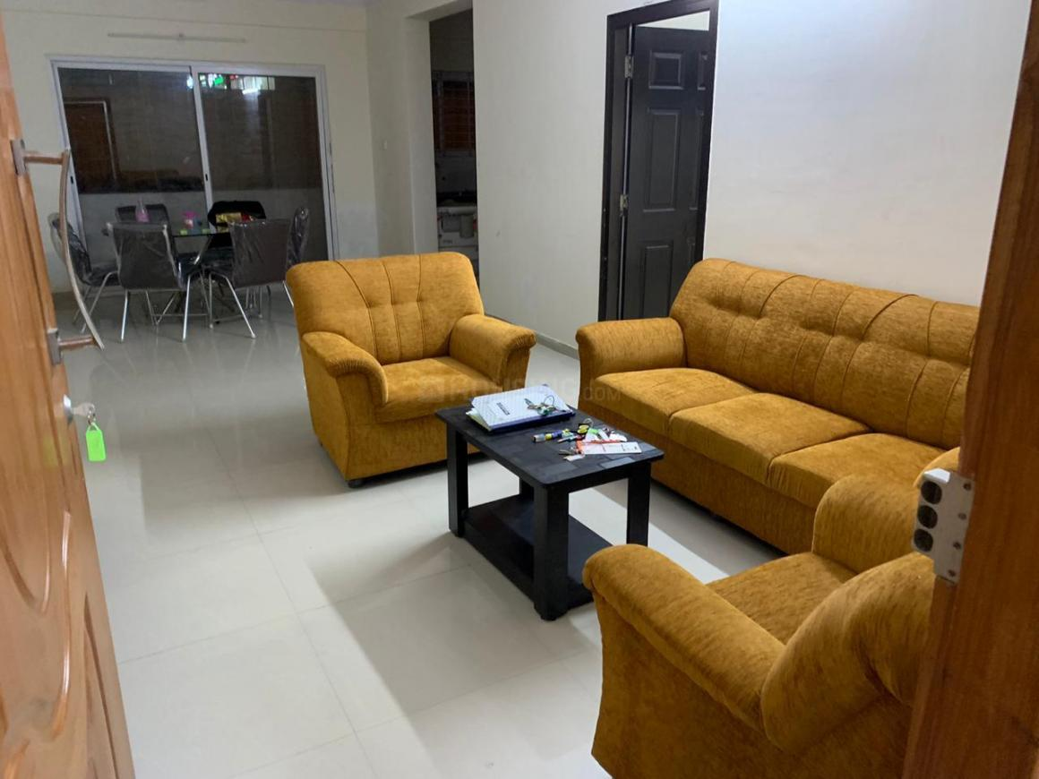 Living Room Image of 1067 Sq.ft 2 BHK Apartment for rent in Doddakannelli for 30000