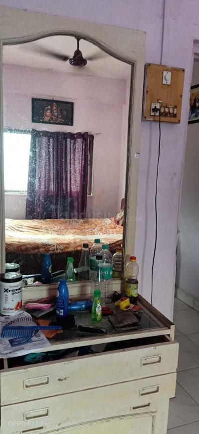 Bedroom Image of 600 Sq.ft 1 BHK Apartment for rent in Andheri West for 5000