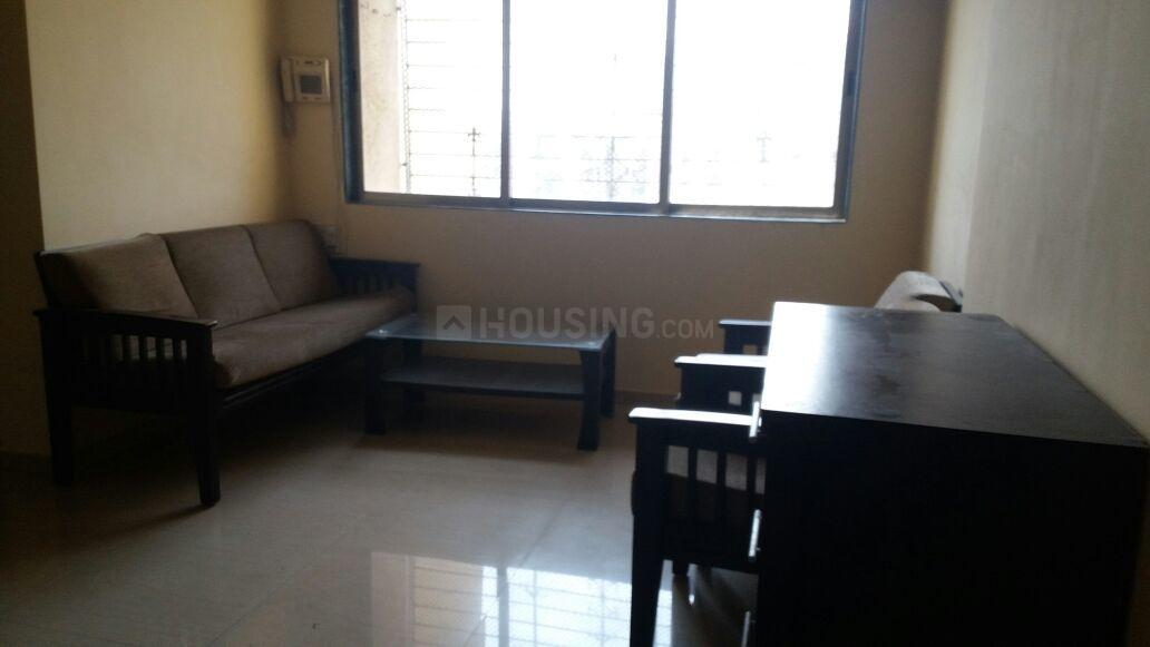 Living Room Image of 990 Sq.ft 2 BHK Apartment for rent in Ghatkopar East for 47500