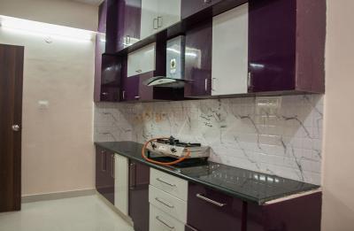 Kitchen Image of PG 4643038 K R Puram in Krishnarajapura