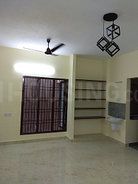 Living Room Image of 700 Sq.ft 1 BHK Apartment for rent in Kundrathur for 8000