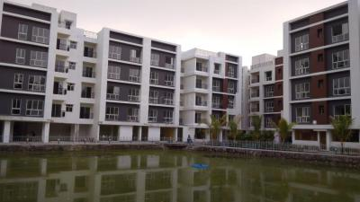 Gallery Cover Image of 1088 Sq.ft 3 BHK Apartment for rent in MBPS Waterview, Rajpur Sonarpur for 12000