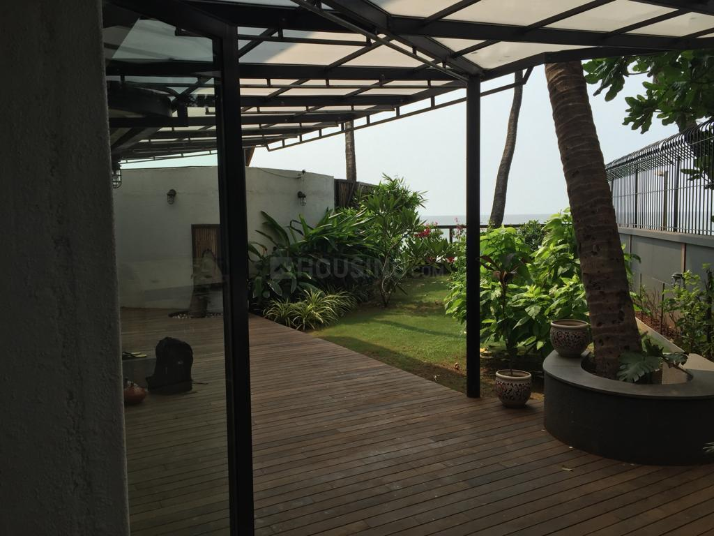 Balcony Image of 1500 Sq.ft 3 BHK Independent Floor for buy in Juhu for 110000000