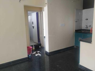 Gallery Cover Image of 700 Sq.ft 1 BHK Independent Floor for rent in Jnana Ganga Nagar for 8500