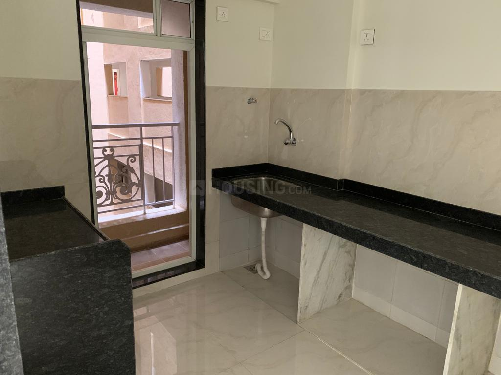Kitchen Image of 1080 Sq.ft 2 BHK Apartment for rent in Mira Road East for 21000