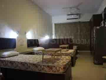 Bedroom Image of Bright Youth Student Accommodation in Vile Parle West