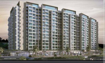 Gallery Cover Image of 1090 Sq.ft 2 BHK Apartment for buy in Geomatrix Geomatrix Silver Crest, Greater Khanda for 9400000
