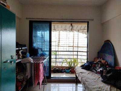 Gallery Cover Image of 650 Sq.ft 1 BHK Apartment for rent in Kopar Khairane for 21000