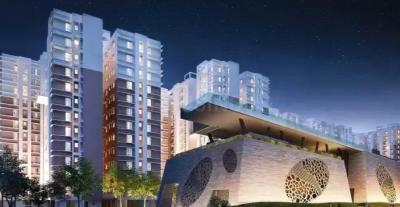 Gallery Cover Image of 831 Sq.ft 2 BHK Apartment for buy in Joka for 3200000