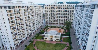 Gallery Cover Image of 824 Sq.ft 2 BHK Apartment for buy in Wagholi for 3694000