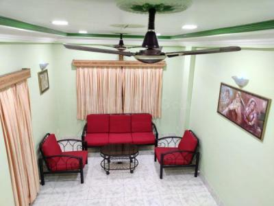 Gallery Cover Image of 640 Sq.ft 1 BHK Apartment for rent in Sunrise CHS, Goregaon East for 27000