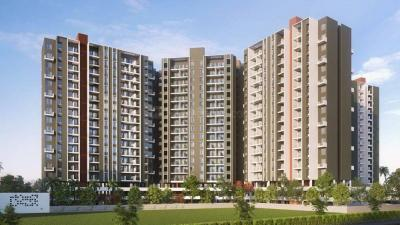 Gallery Cover Image of 610 Sq.ft 1 BHK Apartment for buy in Tulip Infinity Planet C And D Wing, Moshi for 2700000