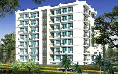 Gallery Cover Image of 1104 Sq.ft 2 BHK Apartment for buy in Baronwala for 3600000